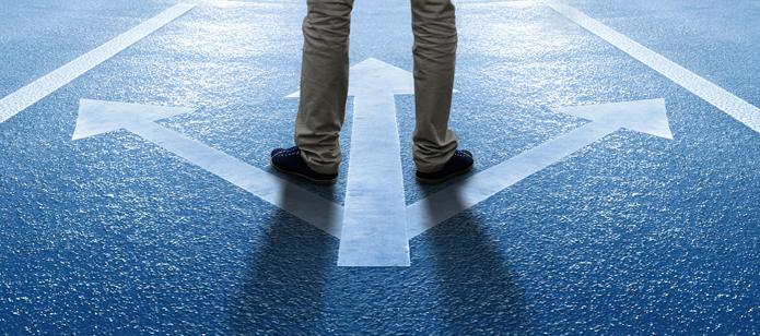conversie optimalisatie - aan jouw de keuze
