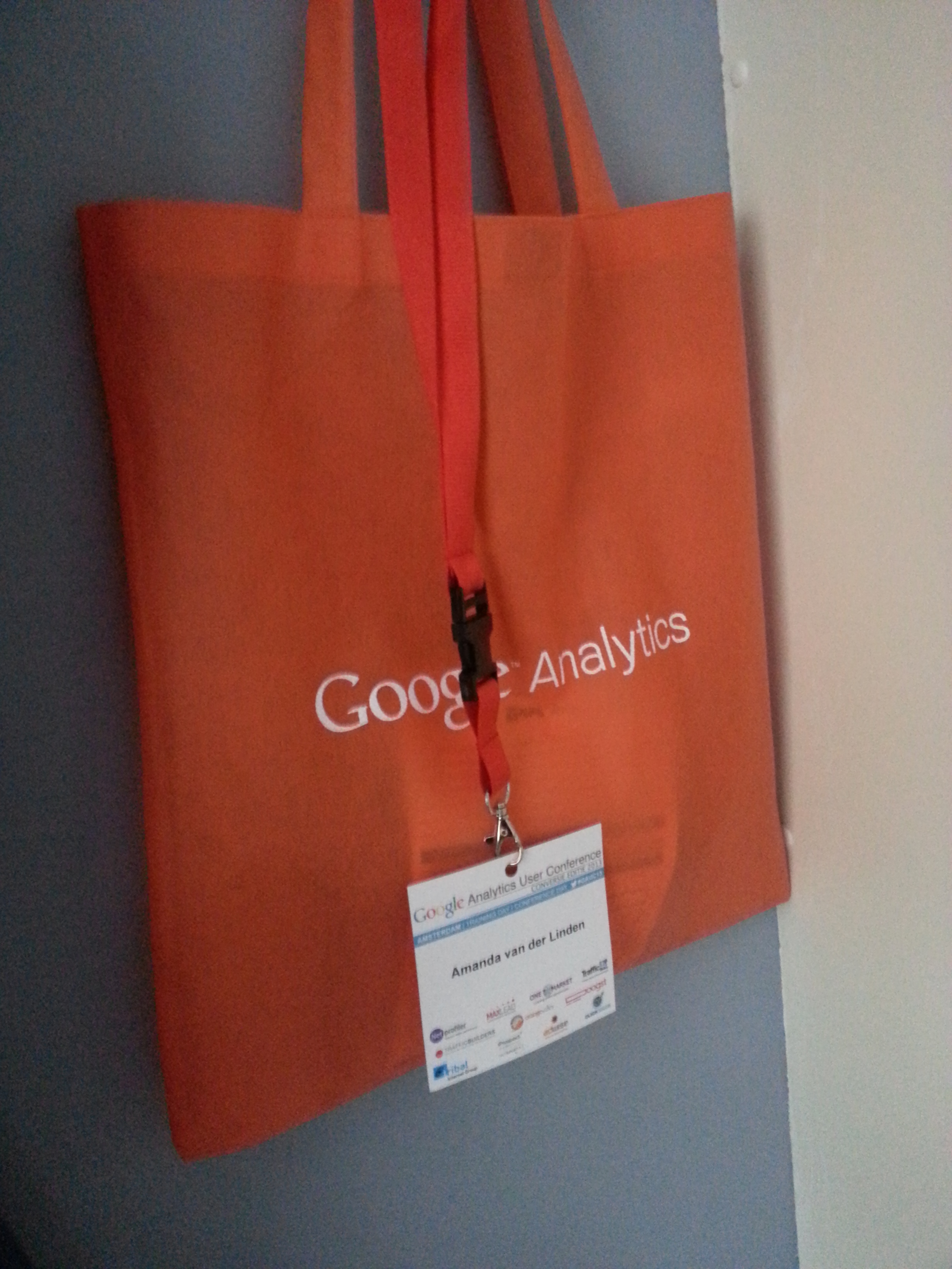 Google Analytics User Conference 2013 - 1