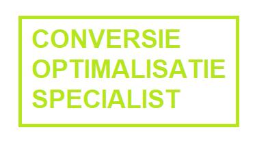 De Conversie Optimalisatie Specialist